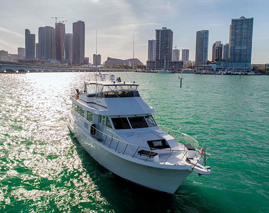 Solstice Yacht Charter