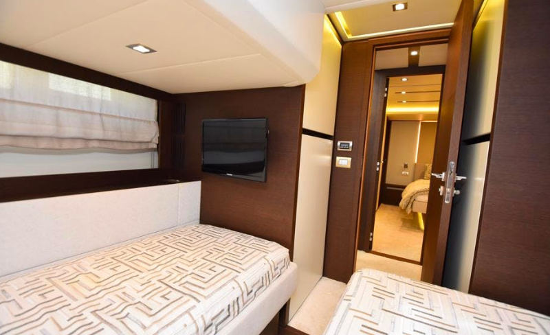 Elevation Double Berth