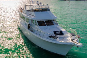 The Florida Charter Yacht Solstice