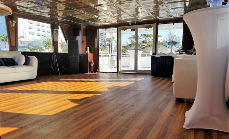South Florida Princess Deck 2 Lounge