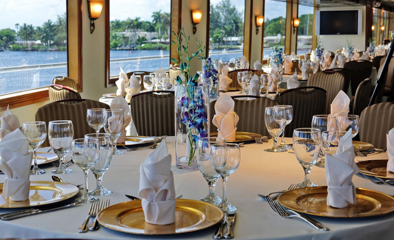 South Florida Princess Dining