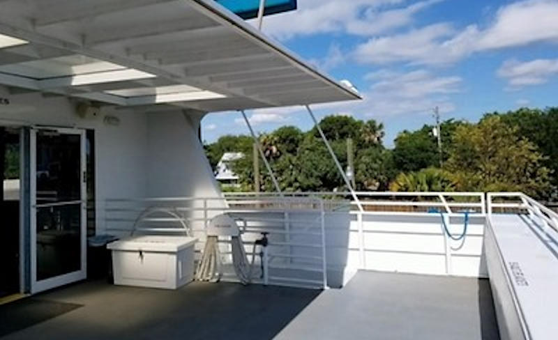 South Florida Princess Sundeck