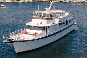 The Southern Wind Florida Boat Charter